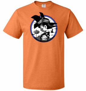 Saiyan Quest Unisex T-Shirt - Tennessee Orange / S - T-Shirt