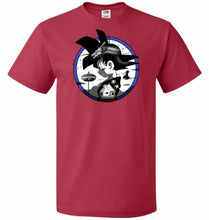 Load image into Gallery viewer, Saiyan Quest Unisex T-Shirt - True Red / S - T-Shirt