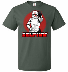 Selfinn Unisex T-Shirt - Forest Green / S - T-Shirt