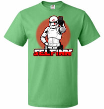Load image into Gallery viewer, Selfinn Unisex T-Shirt - Kelly / S - T-Shirt