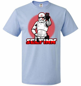 Selfinn Unisex T-Shirt - Light Blue / S - T-Shirt