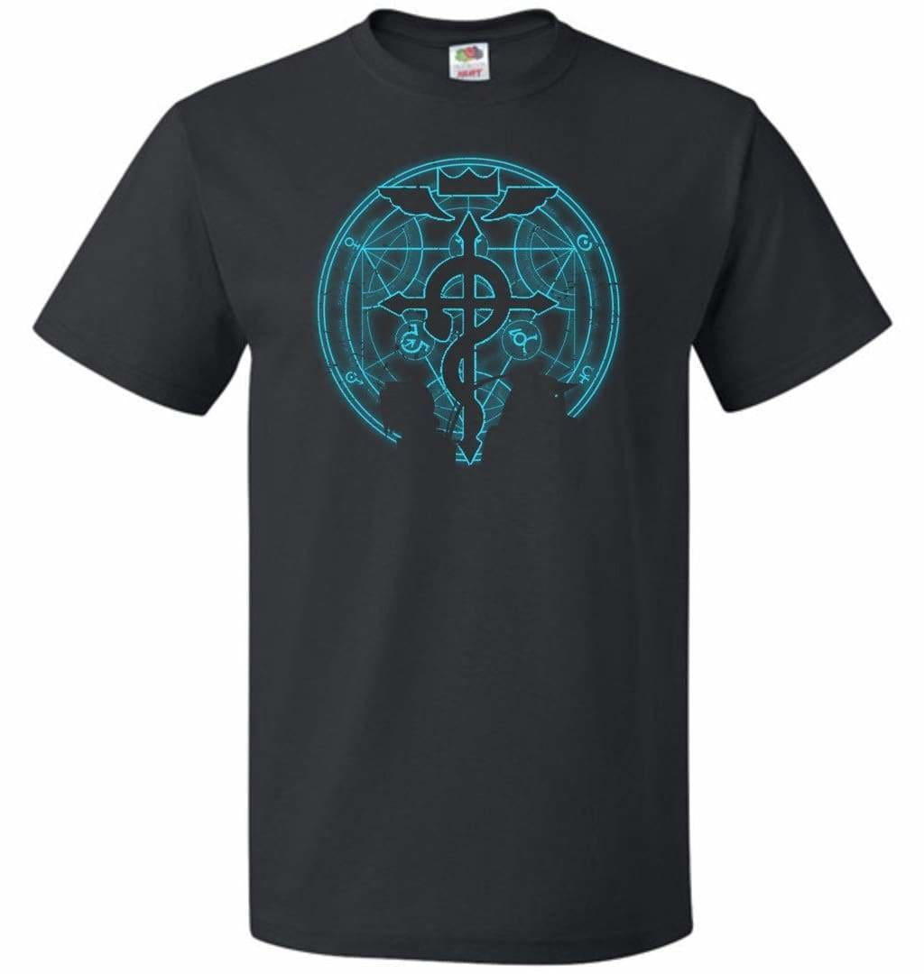 Shadow of Alchemist Unisex T-Shirt - Black / S - T-Shirt