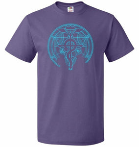 Shadow of Alchemist Unisex T-Shirt - Purple / S - T-Shirt