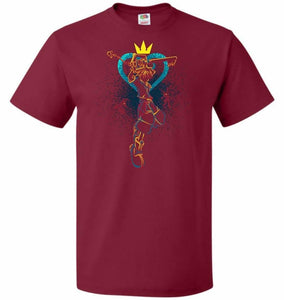 Shadow Of The Hearts Unisex T-Shirt - Cardinal / S - T-Shirt