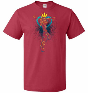 Shadow Of The Hearts Unisex T-Shirt - True Red / S - T-Shirt