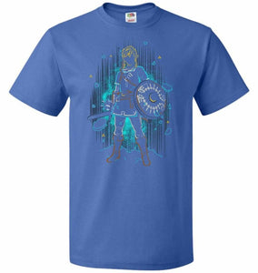Shadow Of The Wild Unisex T-Shirt - Royal / S - T-Shirt
