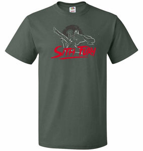 Sith Fury Unisex T-Shirt - Forest Green / S - T-Shirt