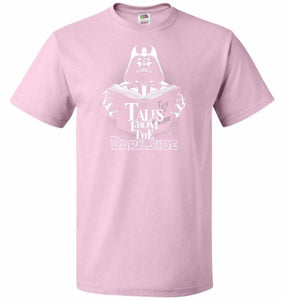 Tales From The Darkside Unisex T-Shirt - Classic Pink / S - T-Shirt