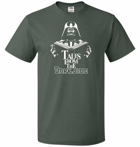Tales From The Darkside Unisex T-Shirt - Forest Green / S - T-Shirt
