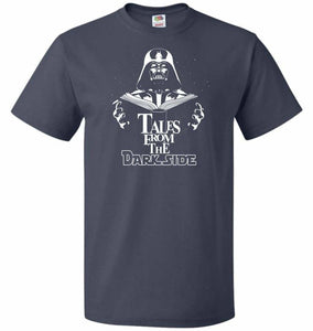 Tales From The Darkside Unisex T-Shirt - J Navy / S - T-Shirt