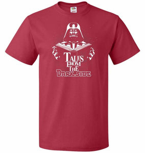 Tales From The Darkside Unisex T-Shirt - True Red / S - T-Shirt