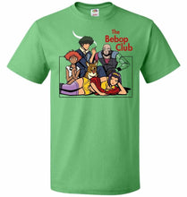 Load image into Gallery viewer, The Bebop Club Unisex T-Shirt - Kelly / S - T-Shirt
