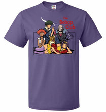 Load image into Gallery viewer, The Bebop Club Unisex T-Shirt - Purple / S - T-Shirt