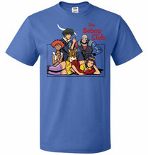 Load image into Gallery viewer, The Bebop Club Unisex T-Shirt - Royal / S - T-Shirt