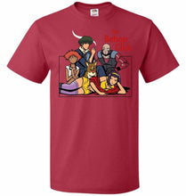 Load image into Gallery viewer, The Bebop Club Unisex T-Shirt - True Red / S - T-Shirt