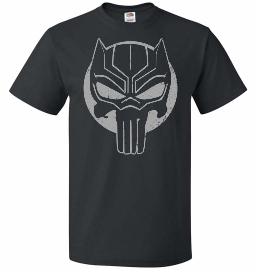 The Black Punisher Unisex T-Shirt - Black / S - T-Shirt