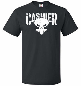 The Cashier Unisex T-Shirt - Black / S - T-Shirt