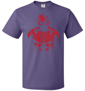 The Man Without Fear Unisex T-Shirt - Purple / S - T-Shirt