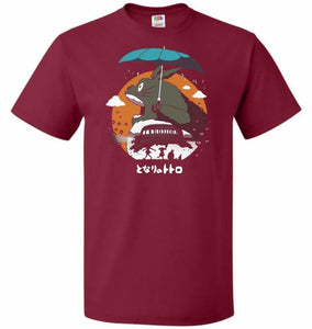 The Neighbors Journey Unisex T-Shirt - Cardinal / S - T-Shirt
