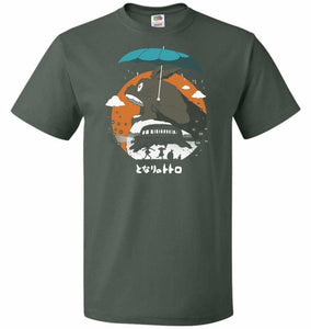 The Neighbors Journey Unisex T-Shirt - Forest Green / S - T-Shirt