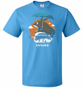 The Neighbors Journey Unisex T-Shirt - Pacific Blue / S - T-Shirt