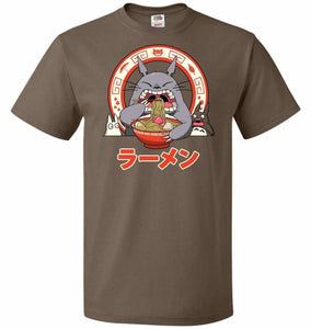 The Neighbors Ramen Unisex T-Shirt - Chocolate / S - T-Shirt
