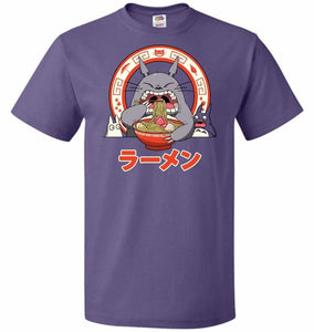 The Neighbors Ramen Unisex T-Shirt - Purple / S - T-Shirt