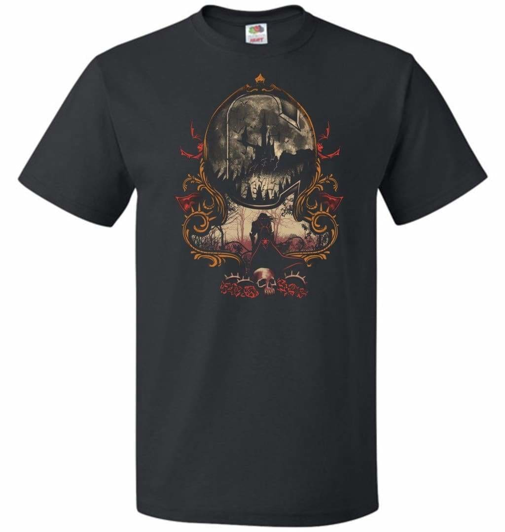 The Vampires Killer Unisex T-Shirt - Black / S - T-Shirt