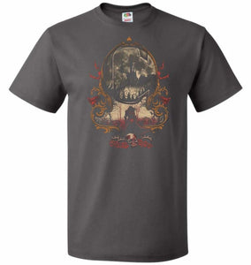 The Vampires Killer Unisex T-Shirt - Charcoal Grey / S - T-Shirt