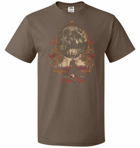 The Vampires Killer Unisex T-Shirt - Chocolate / S - T-Shirt