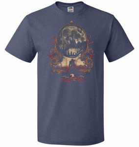 The Vampires Killer Unisex T-Shirt - Denim / S - T-Shirt