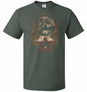 The Vampires Killer Unisex T-Shirt - Forest Green / S - T-Shirt
