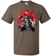 Load image into Gallery viewer, The Way Of The Mercenary Unisex T-Shirt - Chocolate / S - T-Shirt