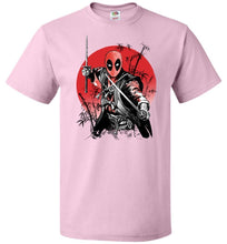 Load image into Gallery viewer, The Way Of The Mercenary Unisex T-Shirt - Classic Pink / S - T-Shirt