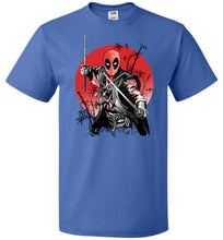 Load image into Gallery viewer, The Way Of The Mercenary Unisex T-Shirt - Royal / S - T-Shirt