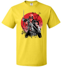 Load image into Gallery viewer, The Way Of The Mercenary Unisex T-Shirt - Yellow / S - T-Shirt
