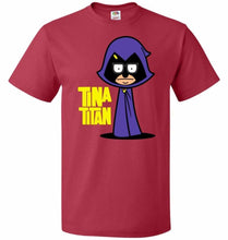 Load image into Gallery viewer, Tina Titan Unisex T-Shirt - True Red / S - T-Shirt