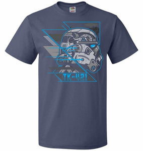 TK 421 Unisex T-Shirt - Denim / S - T-Shirt