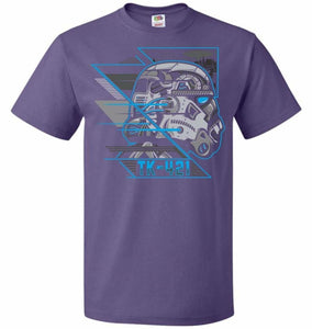 TK 421 Unisex T-Shirt - Purple / S - T-Shirt