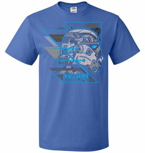 TK 421 Unisex T-Shirt - Royal / S - T-Shirt