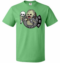 Load image into Gallery viewer, Vault Predator Unisex T-Shirt - Kelly / S - T-Shirt