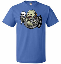 Load image into Gallery viewer, Vault Predator Unisex T-Shirt - Royal / S - T-Shirt