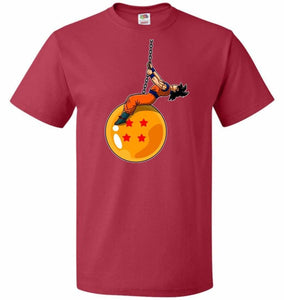 Wrecking Dragonball Unisex T-Shirt - True Red / S - T-Shirt