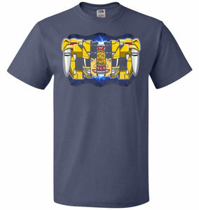 Yellow Ranger Unisex T-Shirt - Denim / S - T-Shirt
