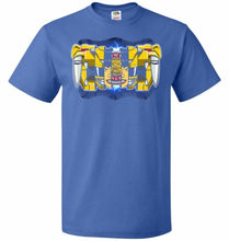 Load image into Gallery viewer, Yellow Ranger Unisex T-Shirt - Royal / S - T-Shirt
