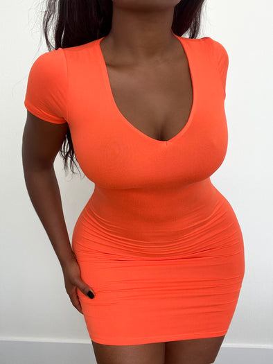L'ORANGE TANK MINI | DRESS