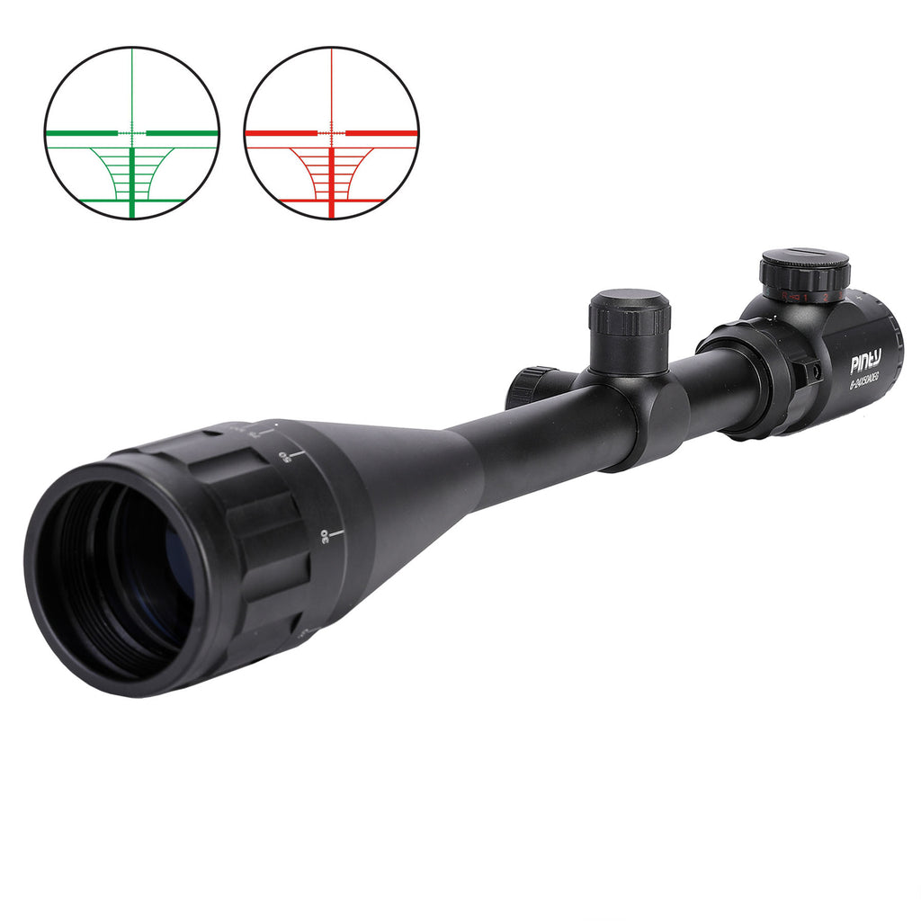 Mil-dot Rifle Scope
