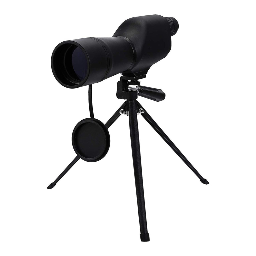 Pinty 20-60x60 FOW 36-19m/1000m Waterproof Straight Spotting Scope w/ Tripod