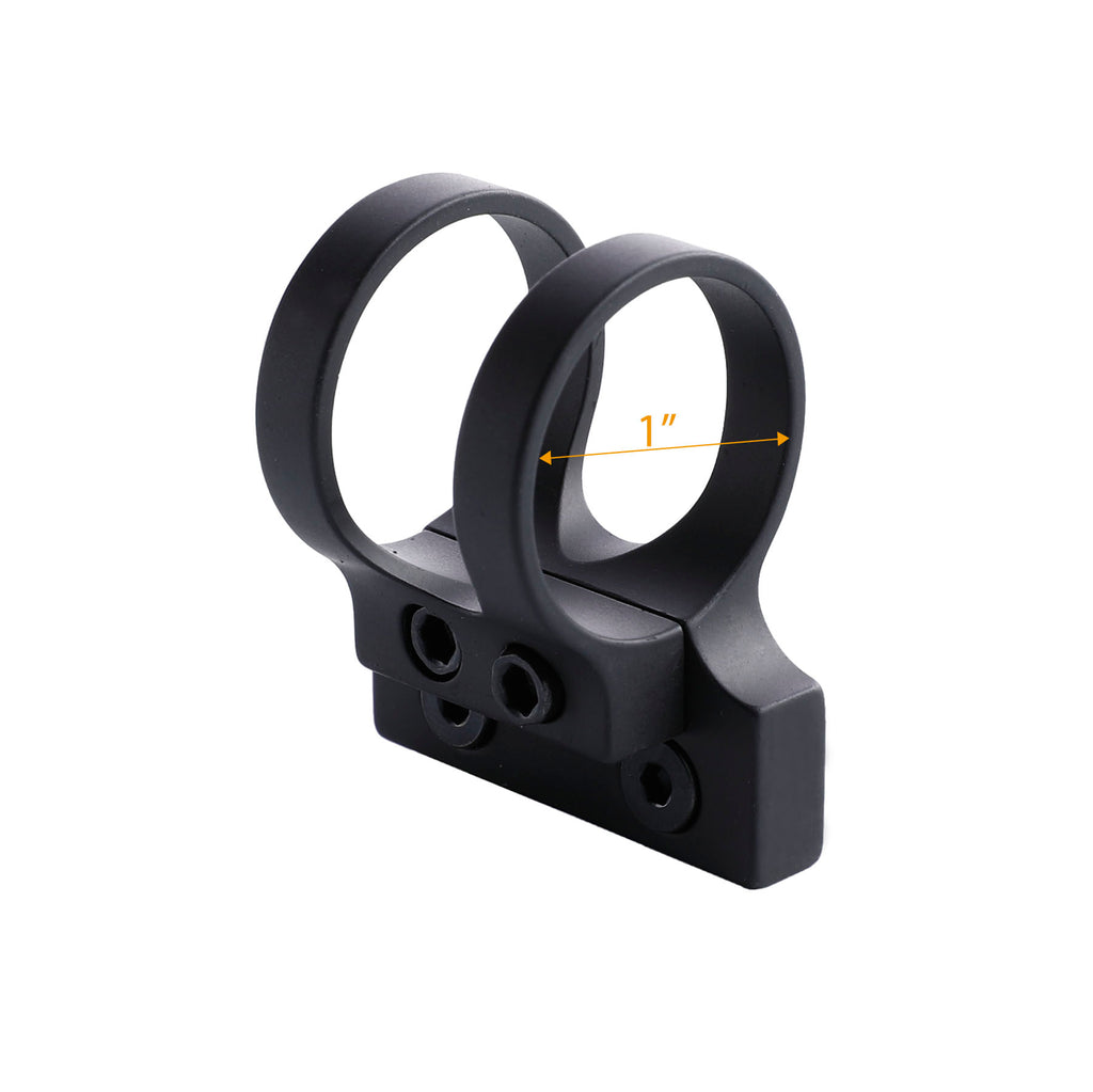 Offset Flashlight Mount