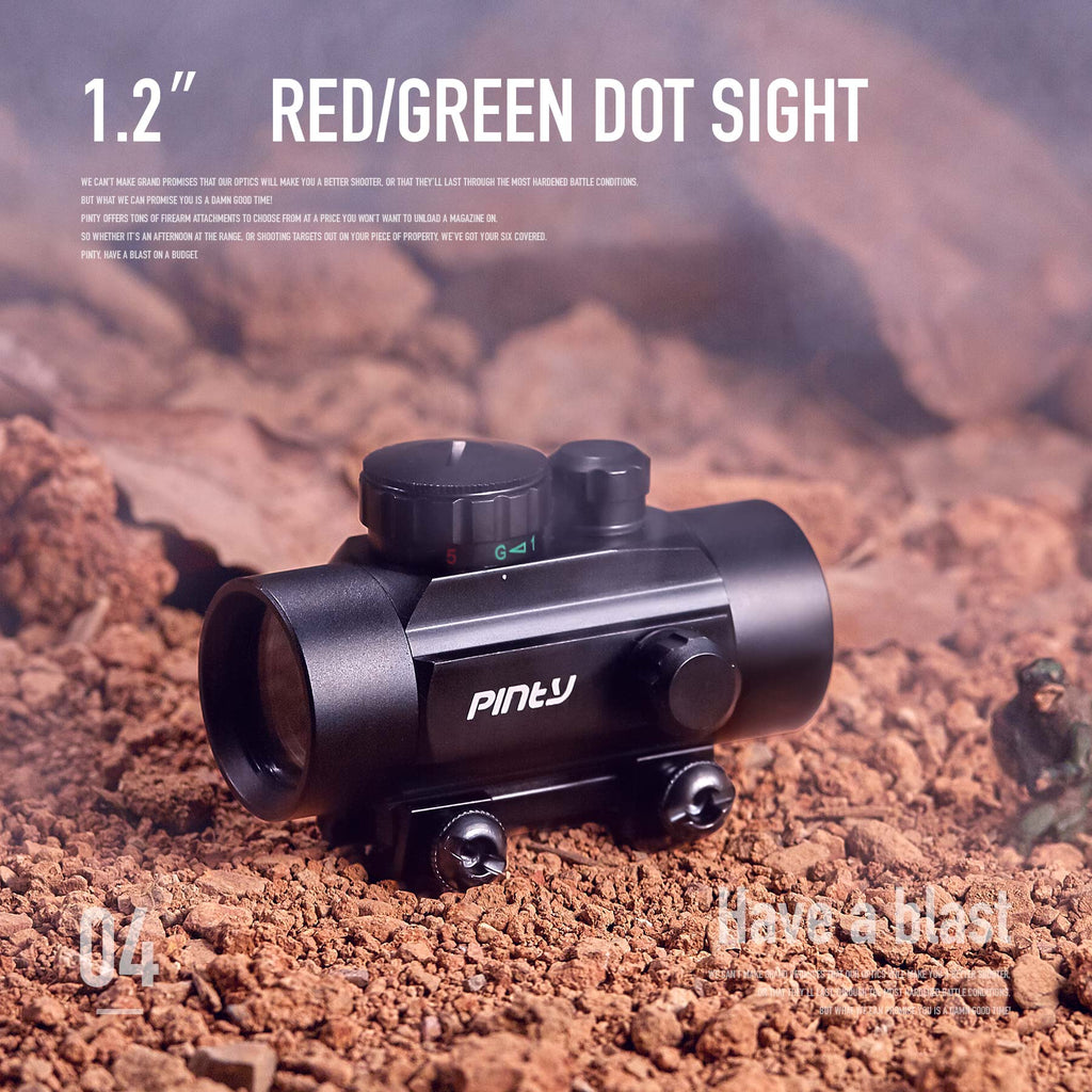 Red&Green Dot Sight